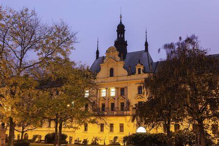 municipal court: Prague Municipal Court. Prague, Czech Republic Editorial