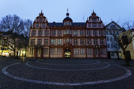 gutenberg: Gutenberg Museum. Mainz, Rhineland-Palatinate, Germany