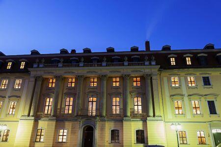 liszt: The Liszt University of Music. Weimar, Thuringia, Germany