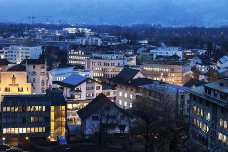 liechtenstein: Vaduz, Liechtenstein