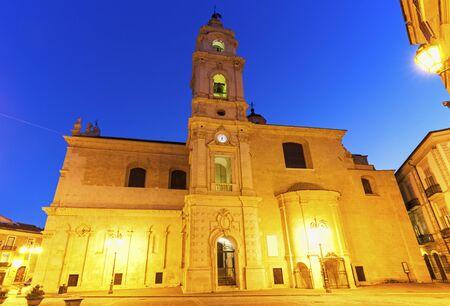 cattedrale: Cattedrale di Santa Maria in Foggia. Foggia, Apulia, Italy