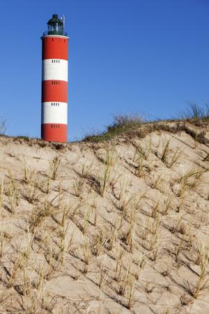 calais: Berck Lighthouse. Berck, Nord-Pas-de-Calais-Picardy, France. Stock Photo