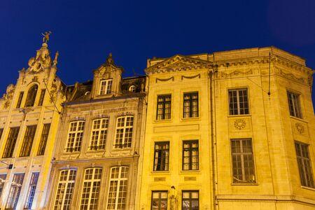 flemish region: Old architecture of Leuven. Leuven,  Flemish Region, Belgium