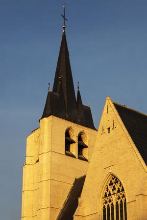 flemish region: Saint Johns Church in Mechelen. Mechelen, Flemish Region, Belgium