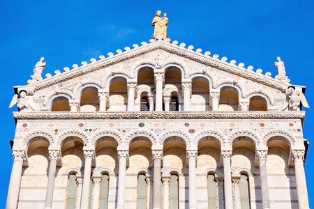 피사에서 피사 성당입니다. 피사, 투스카니, 이탈리아 스톡 콘텐츠