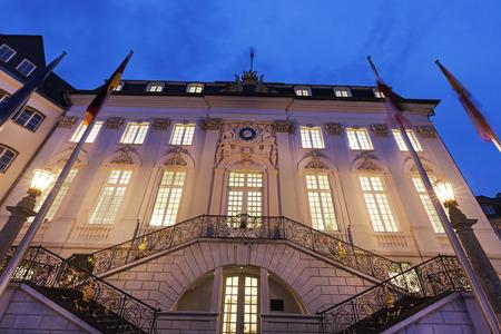 rathaus: Bonn Rathaus. Bonn, North Rhine-Westphalia, Germany
