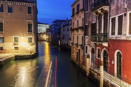 veneto: Venice canals. Venice, Veneto, Italy Stock Photo