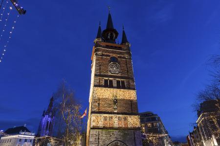 flemish region: Belfry of Kortrijk. Kortrijk, Flemish Region, Belgium