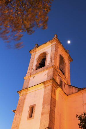 Church of Saint Lucy in Lisbon. Lisbon, Portugal.