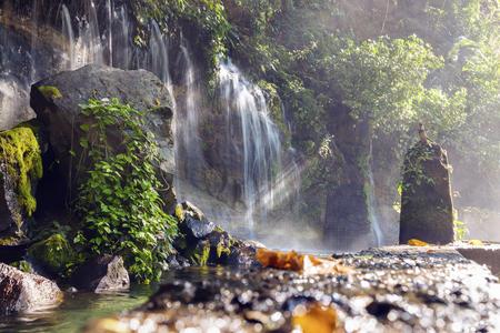 Seven Waterfalls. Juayua, Sonsonate , El Salvador.