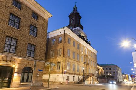 German Church in Gothenburg. Gothenburg, Vasstergotland and Bohuslan, Sweden.