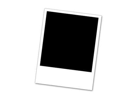 Single Photo on white background