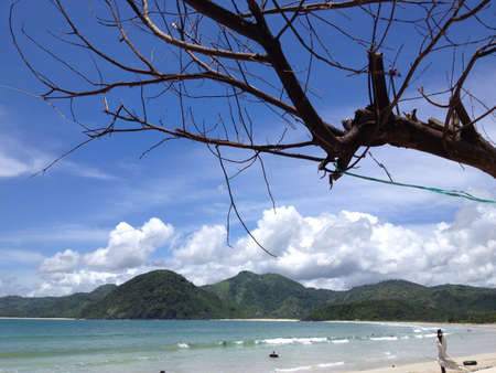lombok: Lombok indonesia Stock Photo