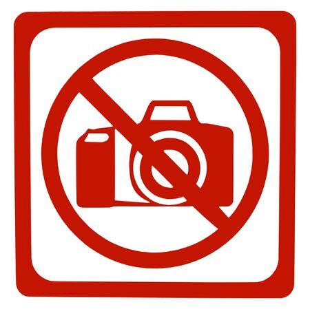 no photo: no photo sign  Stock Photo