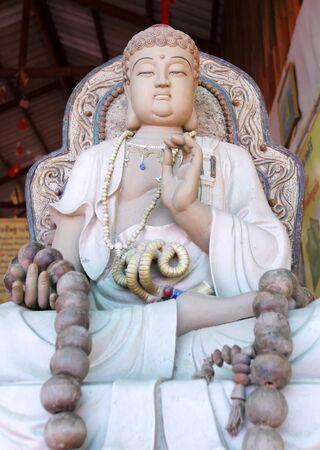 chinese buddha: chinese buddha.  Stock Photo