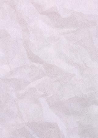 pink crumple paper photo