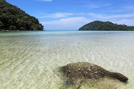 surin: surin beach national park, Phangnga