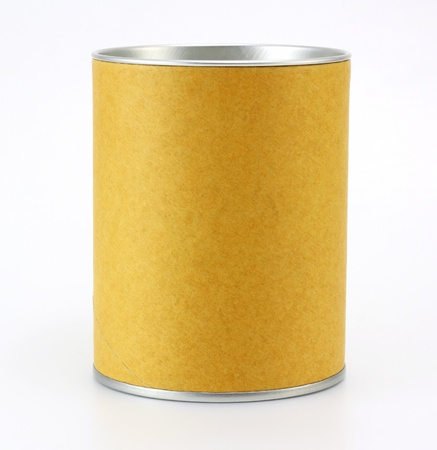 Cylinder Container  Stock Photo