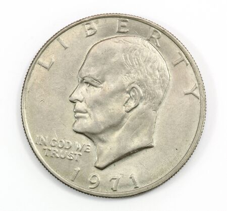 1971 US coin photo