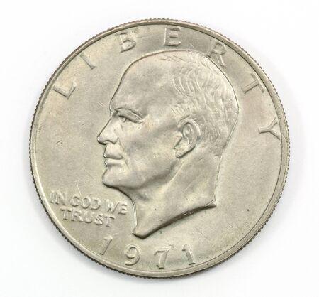 dime: 1971 US coin