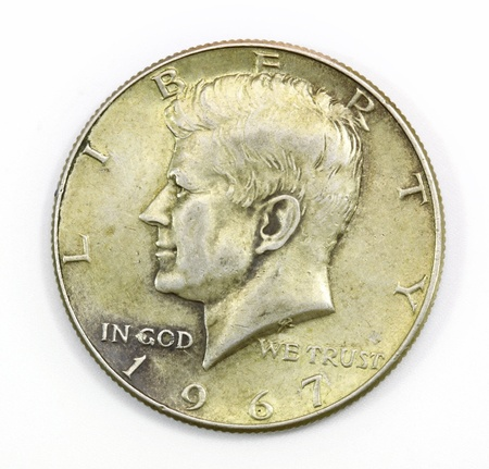 John F Kennedy Half Dollar  photo