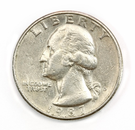 five cents: The American coin in twenty five cents