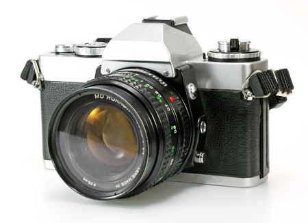 Vintage and retro camera