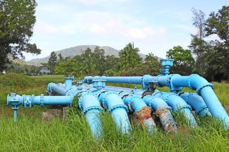 Conduite d'eau