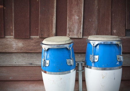 two congas photo