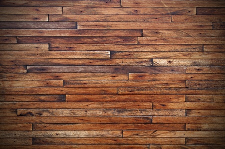 wood floor: Old Grunge Vintage Wood Panels Background  Stock Photo