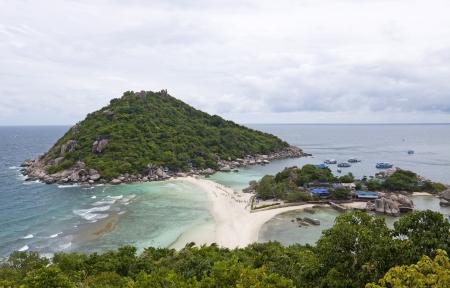 Koh Nang yuan Island,Surat,Thailand  photo
