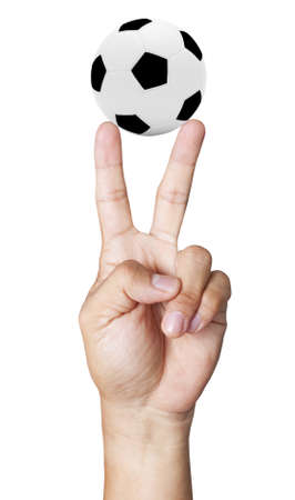 mondial: victory hand sign
