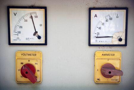Volt meter Ammeter photo