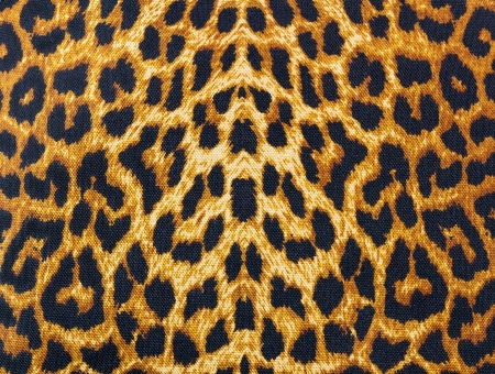 leopard skin decorative background photo