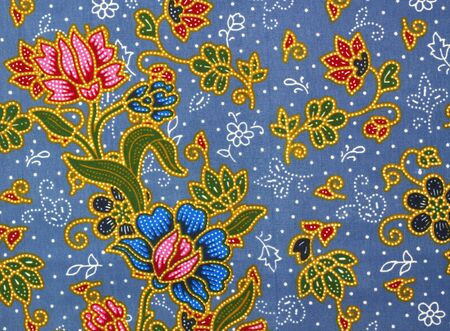 Pattern of Thailand native cloths Stock Photo - 16971740