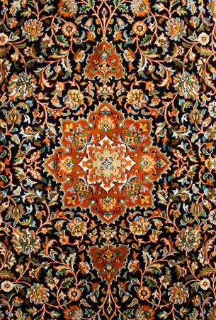 オリエンタル ペルシャ カーペットのテクスチャ 写真素材 - 18399481