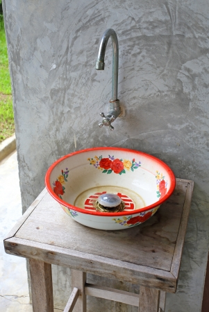 hand wash basin photo