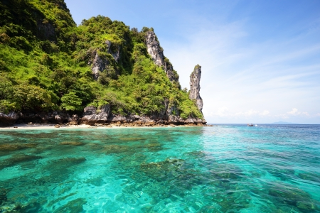 Phi Phi island. Thailand photo