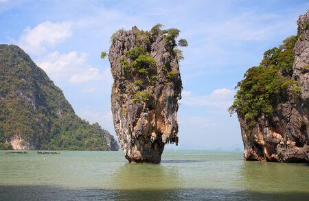 phang nga: Phang Nga Bay,Thailand