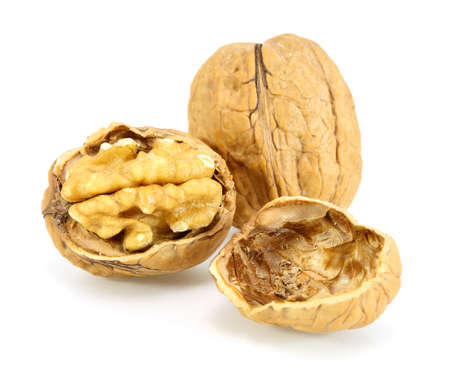 pile walnuts  photo