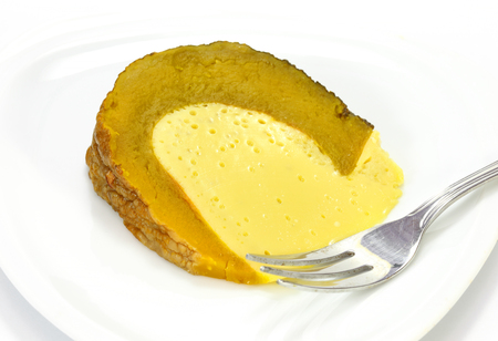 Pumpkin custard  photo