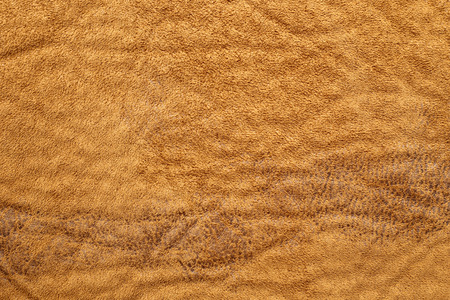 brown leather: Natural brown leather texture