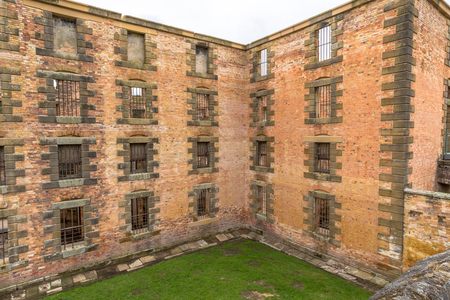 prisoners: The Penitentiary is located in Port Arthur Historic Site, Which until 1877 was a penal colony for prisoners.