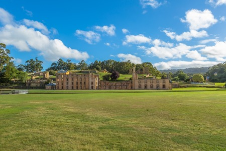 arthur: The Penitentiary is located in Port Arthur Historic Site, Which until 1877 was a penal colony for prisoners. The site, UNESCO heritage, is located on the Tasman Peninsula, Tasmania, Australia.