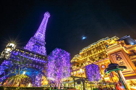 パリのマカオ 写真素材 - 68398584