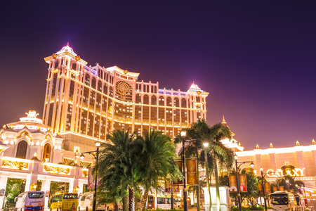 Galaxy Macau Casino Editorial