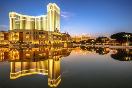 The Venetian Macao Editorial