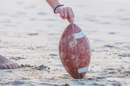 Rugby Ball Concept