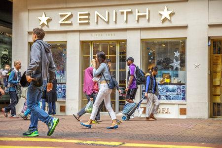 zenith: Times Square Zenith Editorial
