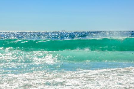 big waves: Big waves background